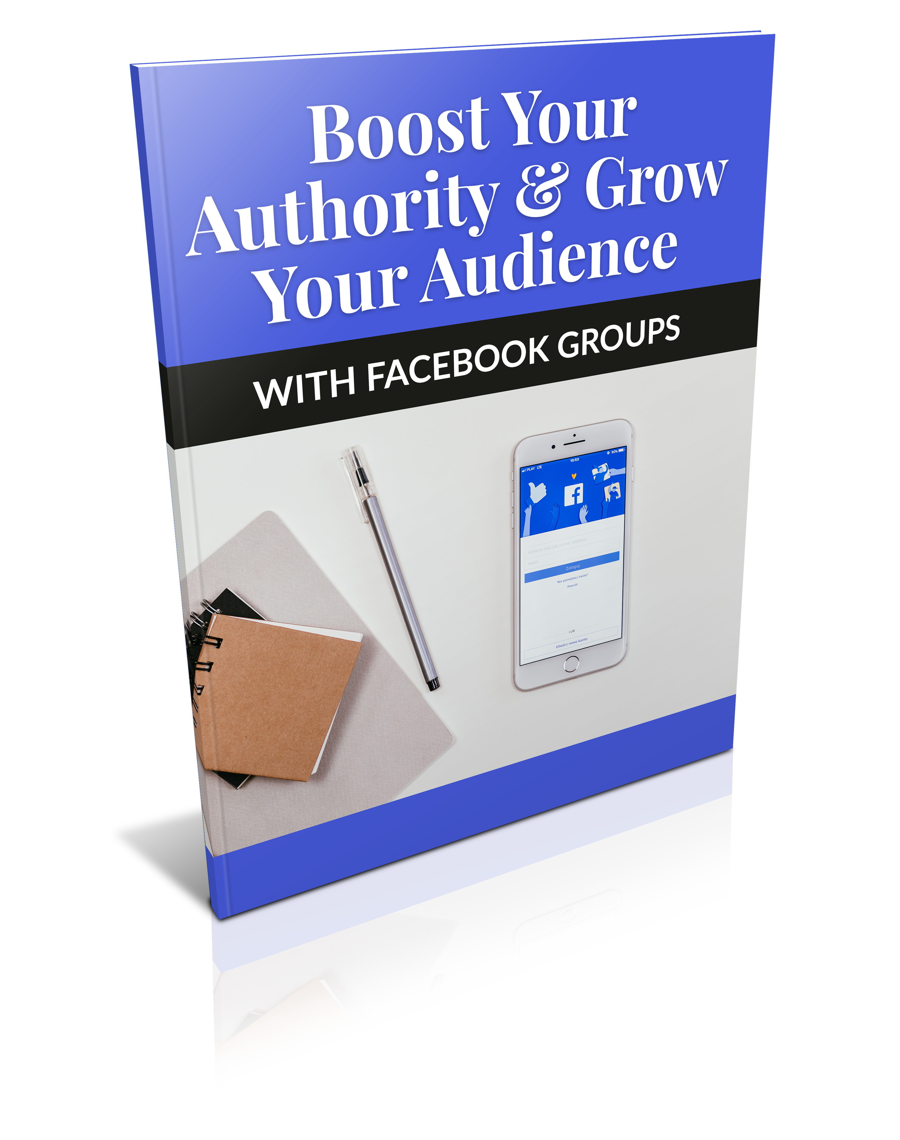 authority with Facebook groups